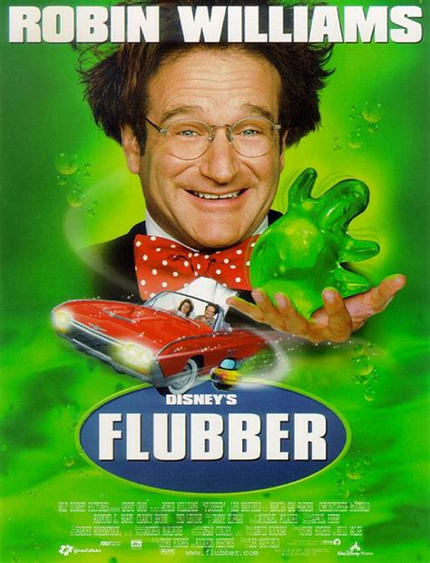 Flubber yes flubber peevish mama