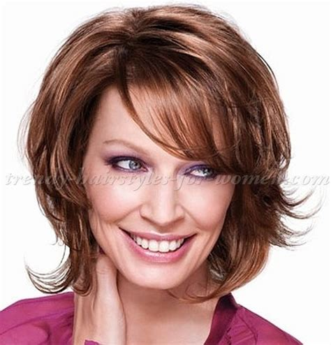 layered bob hairstyles for over 50 front and back view short layered haircut graduated shorter in back toward