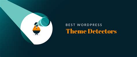 blog theme detector 5 of the best wordpress theme tetectors for 2017 handpicked
