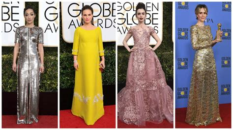 Page Six Has The Golden Globes Recap by The Best Looks From The Golden Globes
