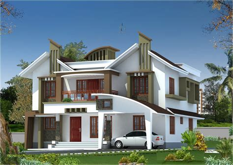 new homes designs kerala home design at 3075 sq ft new design home design