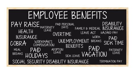 Top 4 Benefits Of Vacationing What Companies Offer The Best Employee Perks