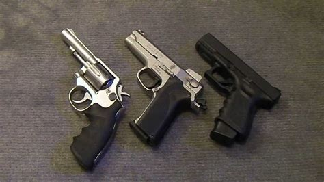 the best self defense handgun