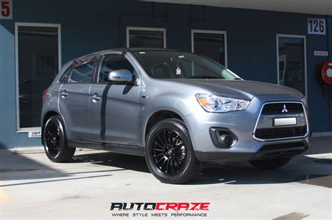 tyres for mitsubishi asx 4wd tyres 18inch rims best 4x4 tires and wheels australia