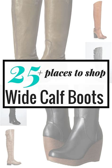 cheap wide calf boots we got what you need 25 places to shop for wide calf