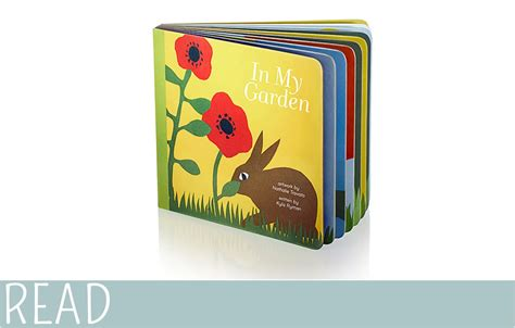 a at s books books for babies in my garden everythingmom