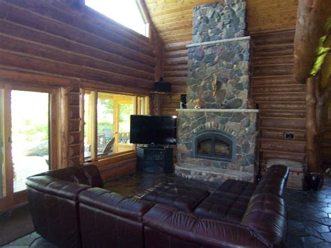 great room fireplace northern minnesota resorts for sale property business