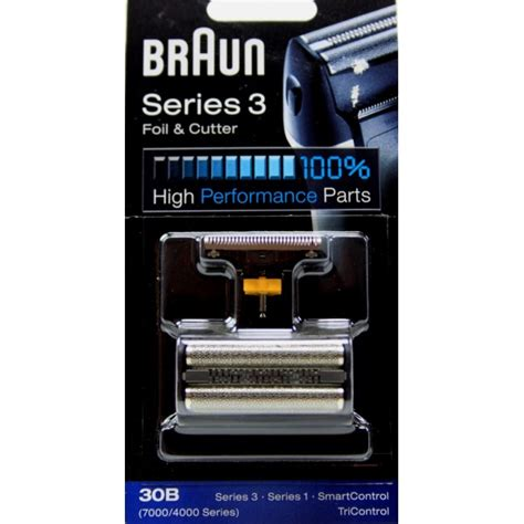 grille rasoir braun serie 3 grille et couteau 30b rasoirs braun 7000 series 3 30b