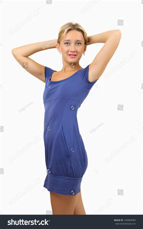 how should a 34 year old dress caucasian woman 34 years old blonde slim in short a