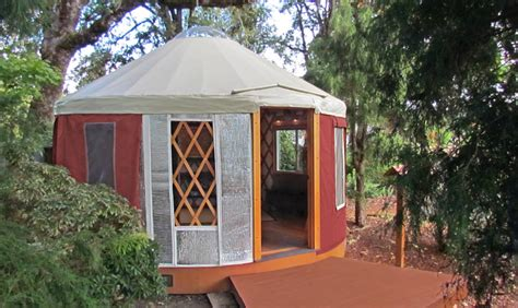 Sheet Metal Awning Yurt Pricing Standard Amp Customized Features