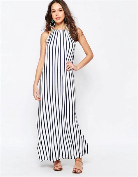 Vertical Maxi Dress seafolly seafolly vertical stripe jersey maxi dress