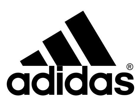 Adidas White Background adidas logo png transparent background logos