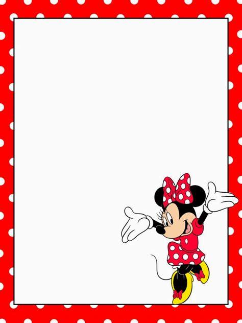 como hacer a mickey mouse en hoja cuadriculada a cuadritos cuaderno de minnie en rojo para imprimir gratis ideas y