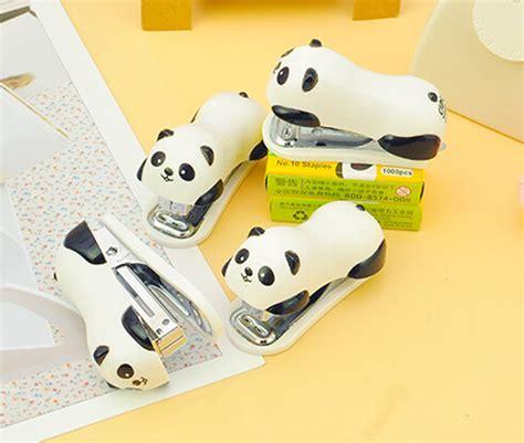 Stepler Panda stepler panda white jakartanotebook