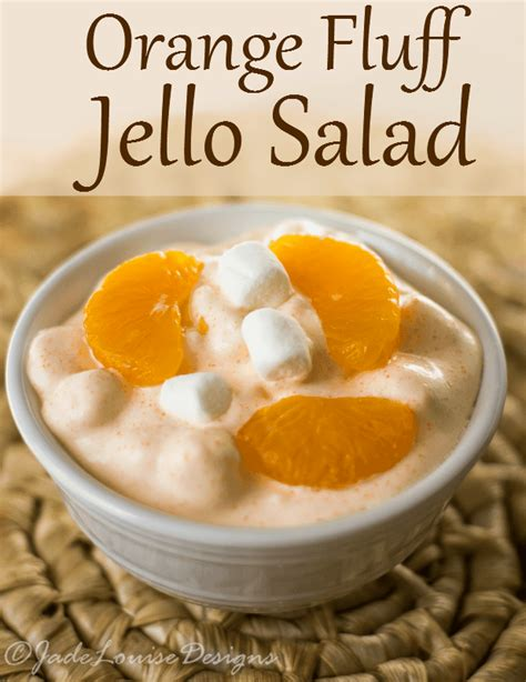 Cottage Cheese Jello Salad by Orange Fluff Jello Salad With Cottage Cheese
