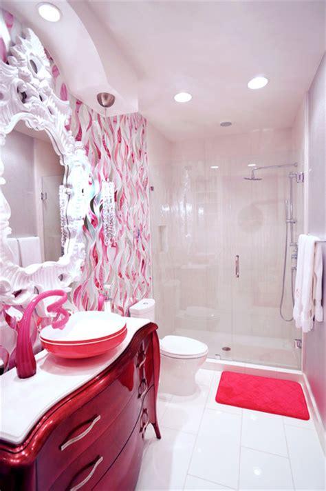 teenage bathroom teen girls bath and bedroom san antonio tx contemporary