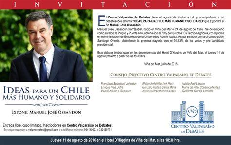 chile solidario2016 centro valpara 237 so de debates