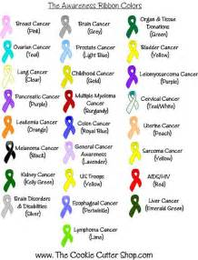 cancer color ribbon best 25 bone cancer ribbon ideas on ribbon