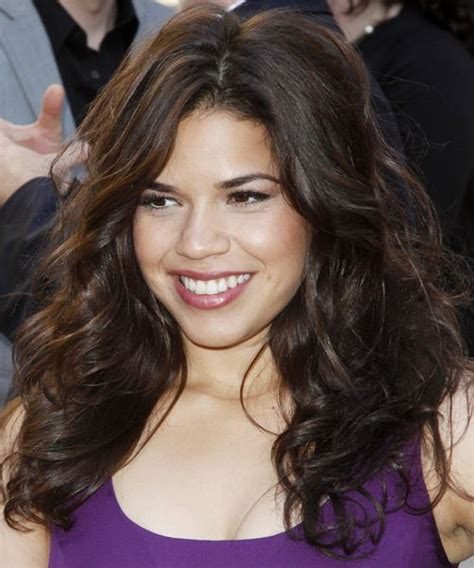 long hairstyles for ugly faces 1000 images about america ferrera on pinterest straight