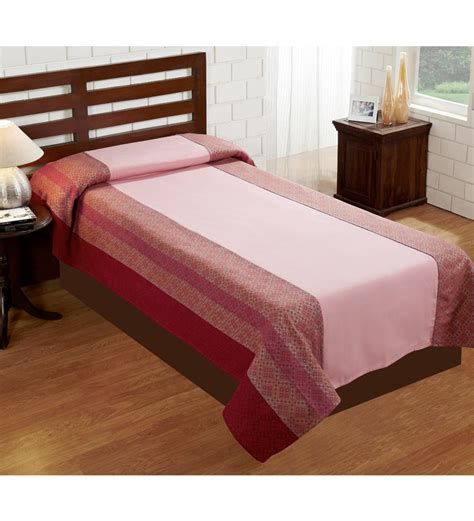 Tommony Bed Cover Single house this single bed cover set by house this bed covers bed covers pepperfry