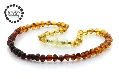 membuat gelang bayi kalung amber kalung anti rewel untuk bayi tumbuh gigi