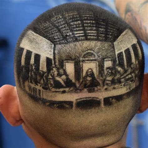 tattoos for hairy men 23 cool haircut designs for 2018 s haircuts