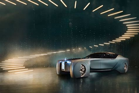 rolls royce vision rolls royce reveals 103ex vision next 100 concept