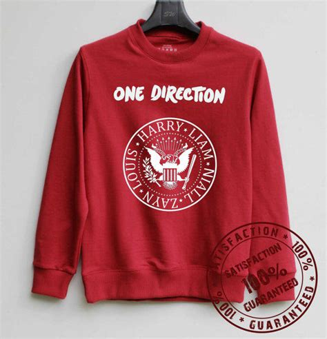 Jaket Hoodie Sweater One Direction 3 one direction sweatshirt sweater hoodie from sweaterweather2014