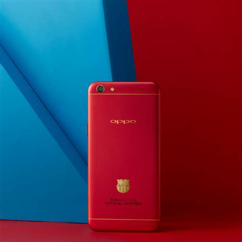 fc barcelona colors oppo pakistan launches f3 quot fc barcelona quot limited edition