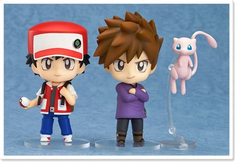 Pokeball Satuan Figure One Pokeball Nendoroid Goingmerry 20th anniversary pok 233 mon nendoroid pack is green and or blue technabob