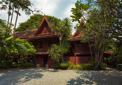 the thompson house jim thompson house museum in bangkok thousand wonders