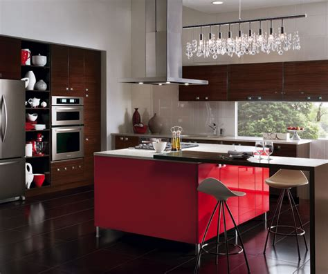 red kitchen island european style kitchen with red kitchen island kitchen craft
