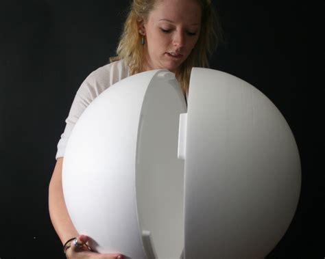 large balls new 500 mm diameter hollow polystyrene