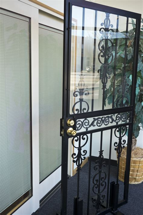 glass door security security doors windows doors and window guards security
