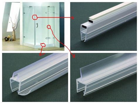 Frameless Shower Door Seals Buy Shower Door Seals Strip Shower Door Strips