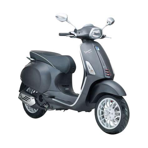 Motor Vespa Lx I Get jual vespa sprint 150 i get grigio titanio sepeda motor