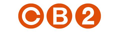 Cb2 by Bad Or Rad Cb2 S New Logo Creative Market Blog