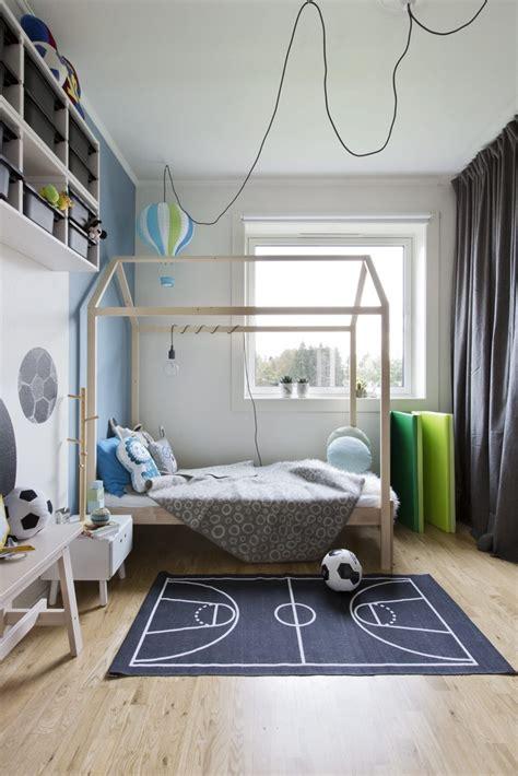 indogate chambre ado gris et bleu
