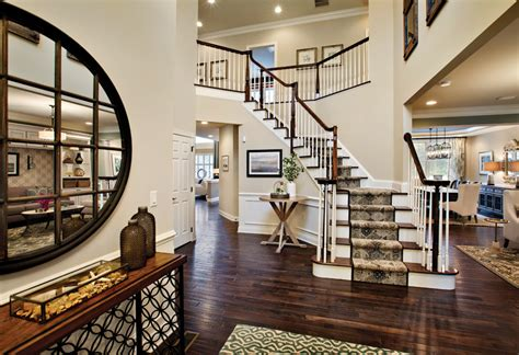 Foyer Möbel by Elkton At Estates At Cohasset Luxury New Homes In
