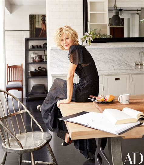 architectural digest home design show march 21 24 2014 go inside meg ryan s home in new york city architectural