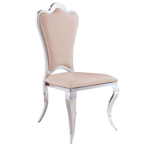 steel dining chairs stainless steel dining chair
