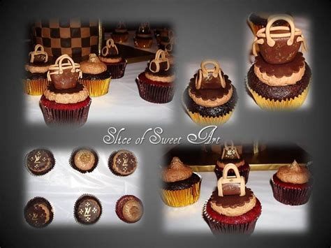 couture inspired cupcakes cakecentral