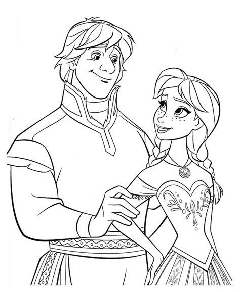 frozen coloring pages just anna disney frozen coloring pages to download