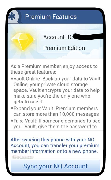 nq vault premium apk cracked simply android apps nq vault premium apk cracked