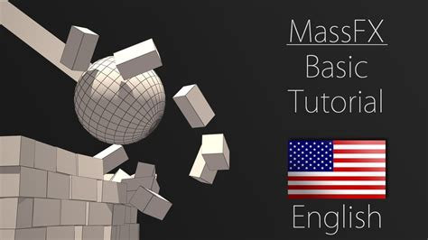 tutorial mass fx mass fx tutorial in 3ds max english youtube