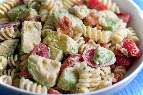 Pasta Salda by Twins N Tidbits Blt Pasta Salad Recipe