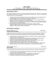 Restaurant Owner Resume by Restaurant Owner Resume Sle Resume Sles