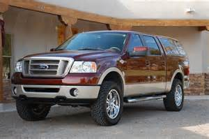 Best Tires For Ford F150 King Ranch 07 King Ranch F150 F150online Forums