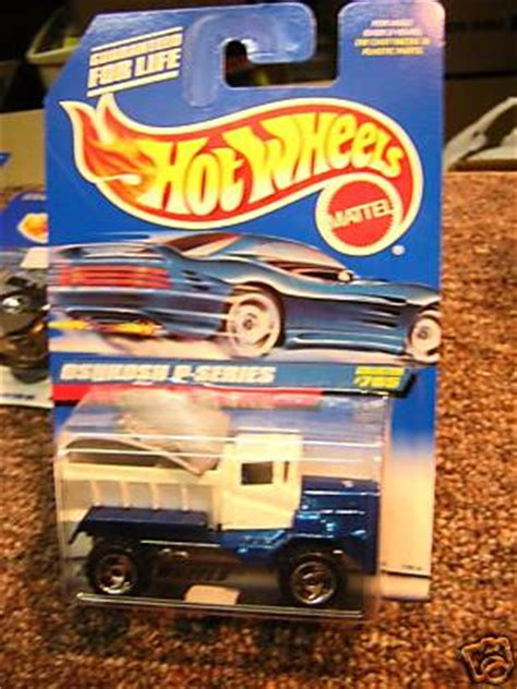 Hotwheels Power Plower 1 the collector shop wheels 765 oshkosh snow plow power plower moc