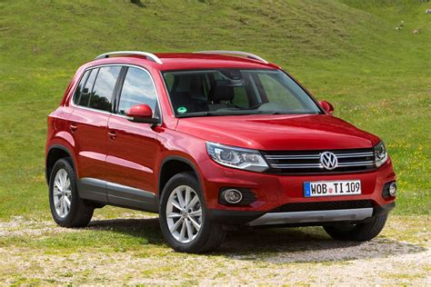 tiguan volkswagen 2014 2014 vw tiguan front photo on automoblog net
